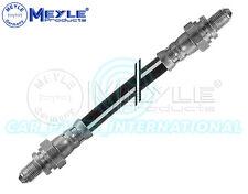 Meyle Germany Brake Hose, Rear Axle, 714 617 0001