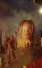 Travis Scott AstroWorld Tour 3D Lenticular 18x24 Poster