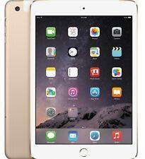 9/10 Apple iPad Mini 3rd Generation - 64 GB - Gold - WiFi