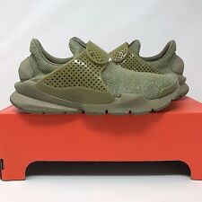 Nike Sock Dart Breathe Trooper Olive Green 909551-200 - BR Presto Flyknit NMD OG