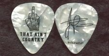 AARON LEWIS Concert Tour Guitar Pick!!! custom stage Pick STAIND #6 Country