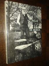 FELIX DE BOECK 80 - 1977 - Belgique Belgium