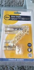 Yale Security Door Chain New safety chain