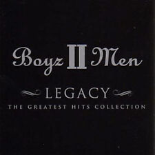 Boyz Ii Men - Legacy - The Greatest Hits Colleti NEW CD