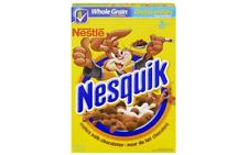 Nestle Nesquik Whole Grain Cereal 340g Canadian FRESH Chocolate