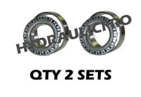 Replacement QJZ new Bearing Race Set 2x 32305 Tapered Roller