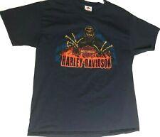 Harley-Davidson Nashville TN T-shirt Large Boswell's Music City Screw It Reaper