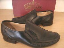 Grenson Men`s Formal True Moccasin shoes UK Size 8.5 With Original Shoebox
