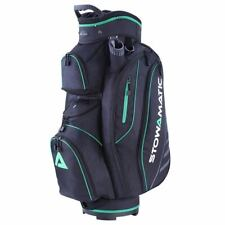 Nouveau Stowamatic V2 14 Way Divider Golf Trolley Cart Bag