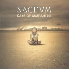 CD NEUF - SACRUM - DAYS OF QUARANTINE - C3