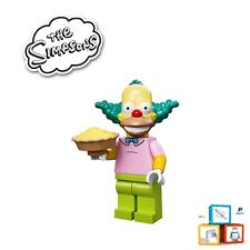 Lego 71005 The Simpsons Series 1 Krusty The Clown Mint! No Packet Or Leaflet