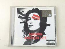 MADONNA - AMERICAN LIFE - CD WARNER 2003 - OTTIME CONDIZIONI - DP