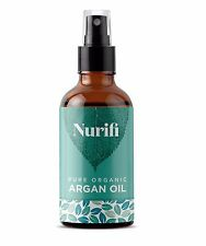 100% PURE Organic Moroccan ARGAN OIL Hair Skin & Nails 100ml - INTRODUCTORY SALE