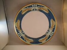 Vintage D & Co Delinieres Limoges France Charger Platter Pheasant