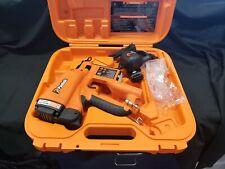 "/""NEW/"" PASLODE # 902445 universal case for all li-ion Trim Guns"
