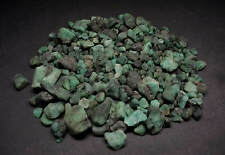 Emerald Rough 1 Lb Lots Natural Green Crystals 2250 Carats