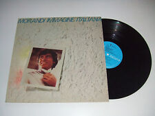 Morandi – Immagine Italiana - Disco 33 Giri LP Album Vinile ITALIA 1984 Pop