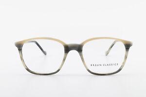 Braun Classics Glasses 57 Col. 1 50 20 145 Premium Designer Eyeglasses Handmade