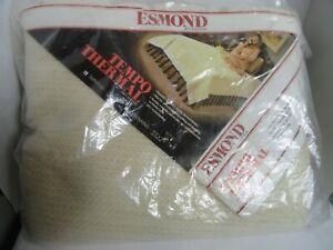 ESMOND CHATHAM Blanket  72 x 90 Twin or Full Size Vintage Thermal Sealed