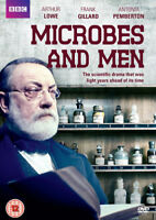Microbes and Men DVD (2015) Arthur Lowe cert 12 2 discs ***NEW*** Amazing Value