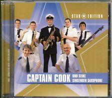 CAPTAIN COOK & SEINE SINGENDEN SAXOPHONE - Star Edition CD 2007