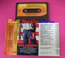 MC BRUCE SPRINGSTEEN Born in the u.s.a. 1984 italy 40 CBS 86304 no cd lp dvd*vhs