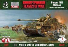 Flames of War - German: Panzer IVH Platoon  GBX79