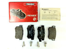 Rover 600 + Honda Prelude Ferodo Rear Brake Pad Kit NEW