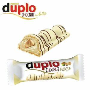 Duplo Chocnut White (Al White Chocolate) FERRERO 2021 Limited Edition