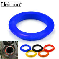Motorcycle Oil Fuel Tank Cap Gasket Seal Soft Rubber Dust Seal For VESPA GTS 300