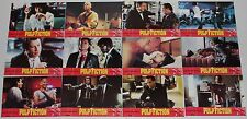 Pulp Fiction Spanish lobby set 12 Quentin Tarantino Uma Thurman John Travolta