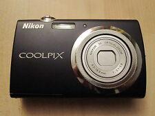 NIKON COOLPIX  S230 (10 MP)MACCHINA FOTOGRAFICA DIGITALE COMPATTA.TOUCHSCREEN