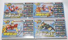 TAKARA ROCKMAN EXE AXESS(MegaMan) : BATTLE CHIP SET V, S, X, F Complete set