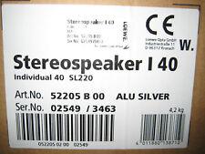 Loewe Stereospeaker I 40, für Individual 40 SL 220, Art.No.: 52205 B 00