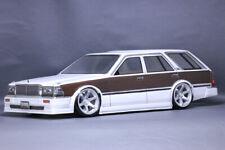Pandora RC 1/10 Nissan Cedric Wagon Unpainted Body Shell