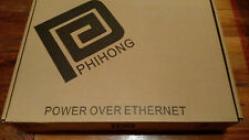 Phihong/Axis Communications Power Over Ethernet PoE370U-16-N-R