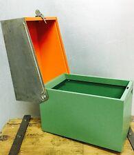 Petit fichier Flips 70 ans fichiers design vintage de style industriel métal