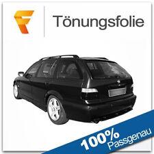 Passgenaue Tönungsfolie BMW 3er E36 Touring Bj 1995-1999