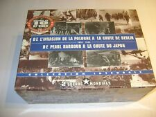 SUPERBE COFFRET DE 10 K7 VIDEO - 2EME GUERRE MONDIALE COLLECTION INTEGRALE