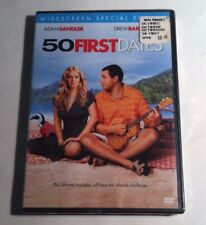 50 First Dates (DVD, 2004 Widescreen Special Edition)