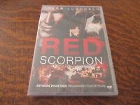 dvd red scorpion avec dolph lundgren