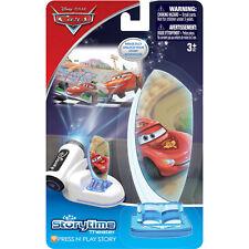 Disney Storytime Press n Play Theatre - Cars Francesco's Rematch