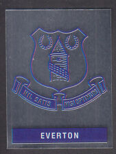 Panini - Football 91 - # 112 Everton Foil Badge