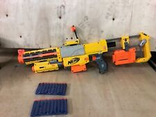 NERF RECON CS-6 Complete toy gun Blaster Tested And working Complete All Inc