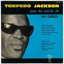 TORPEDO JACKSON - Les succès de Ray Charles - 1962 France LP