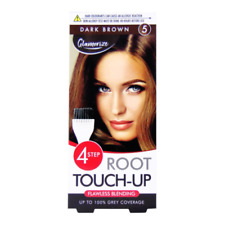 Glamorize Root Touch Up (hair dye) - shade 5 - dark brown