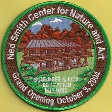 Pa Pennsylvania Fish Game Commission Related 2004 Ned Smith Grand Opening Patch