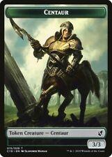 10 x Centaur Token (015/029) / Egg Token (016/029) - Commander 2019 - MtG