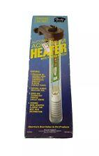 "New listing Fritz 8"" Aquarium Heater 100 Watts Nos New Old Stock Open Box Vintage"