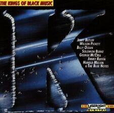 Kings of black Music Wilson Pickett, Solomon Burke, Otis Redding, Marvin .. [CD]